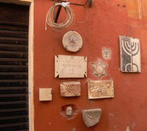 Im Ghetto von Rom