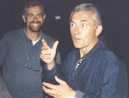 Marco Comello und Gianfranco Polli