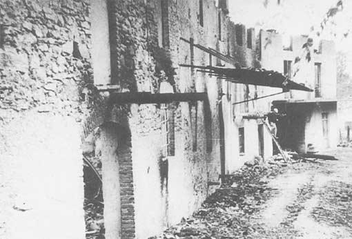 Mühle in Cumiana 1944