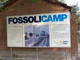 Durchgangslager Fossoli