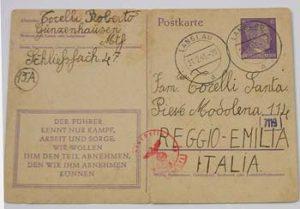 Postkarte aus Gunzenhausen