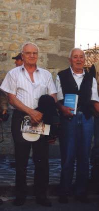 Mirko und Volpe