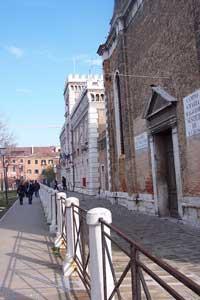 Gefängniss von Santa Maria Maggiore