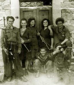 PartisanInnen der Republik Montefiorino